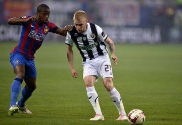 U Cluj câștigă meciul cu ASU Poli Timoșoara, scor 1-0, în Liga II-a