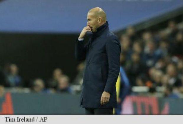 Preşedintele Real Madrid, Florentino Perez, l-a ofertat pe Zidane, dar tehnicianul a refuzat: 'Nu acum'