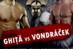 Daniel Ghiță revine din nou în ring și luptă împotriva lui Petr Vondracek
