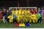 România a debutat cu victorie la Continental Cup la minifotbal, scor 8-0 cu Irak