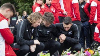 Abia acum s-a aflat: Un celebru sportiv a fost UCIS în atentatul din Noua Zeelandă