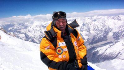 Alpinistul Horia Colibăşanu merge pe Himalaya: vrea să urce fără oxigen şi fără şerpaşi