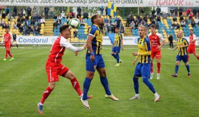 UTA Arad a învins Sportul Snagov, scor 3-1, în Liga II