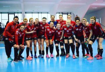 Turneul Final Four al Cupei României la handbal feminin: Măgura Cisnădie este ultima echipă calificată, după o victorie în meciul cu Universitatea Cluj