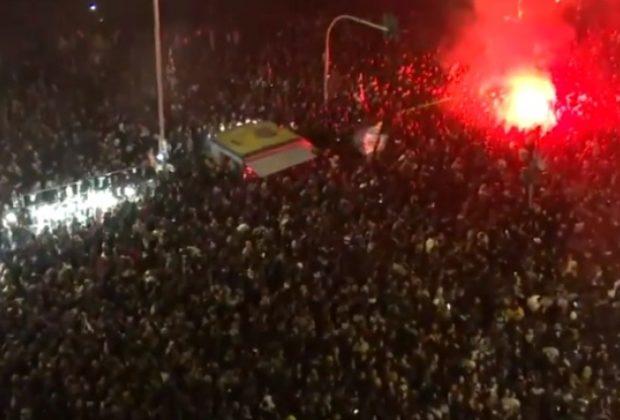 PAOK Salonic a sărbătorit câștigarea campionatului printr-un spectacol impresionant - VIDEO