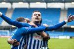 Succes pentru Adrian Petre: a înscris golul decisiv din meciul cu Brondby