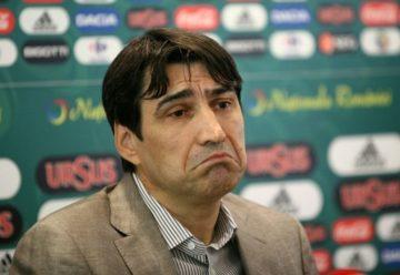 Victor Piţurcă ironizează CFR Cluj pentru că a avut patru antrenori în acest sezon: 'Să vedem la anul câţi vor schimba'