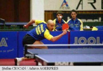 România și-a asigurat calificarea la Campionatele Europene de tenis de masă