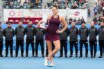 Încă o veste bună pentru Simona Halep: Una dintre marile rivale a fost ELIMINATĂ, anunță WTA