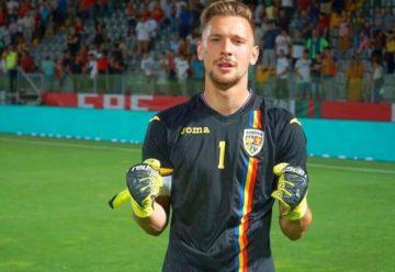 Gazzetta dello Sport: Inter Milano îl va ceda pe Ionuț Radu la AS Roma