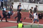 Fanii U Cluj cer anchetarea Jandarmeriei, după bătaia de la meciul cu Sibiul: 'La fel ar trebui să se întâmple și cu cel ce a comis abuzul asupra suporterului'