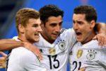 Germania a învins Danemarca în al doilea meci al Grupei B a turneului final al Campionatului European