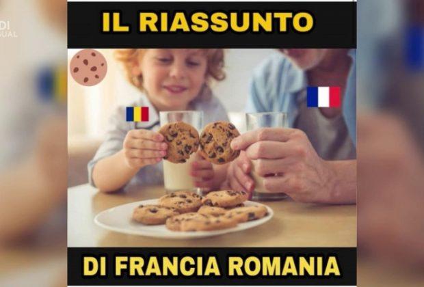 Italienii acuză un BLAT la meciul Franţa - România care a eliminat Italia de la Campionatul European de Fotbal U21: A fost un Biscotto (înţelegere)