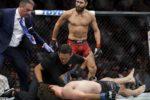INCREDIBIL Cel mai rapid knockout din istoria UFC - Jorge Masvidal, victorie în fața lui Ben Askren (VIDEO)