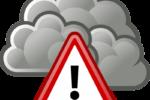 ALERTĂ - Încă un judeţ sub COD ROŞU de furtună/ UPDATE: Frontul de furtună înaintează