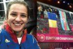 Sportiva Alina Vuc a devenit cetăţean de onoare al municipiului Reşiţa