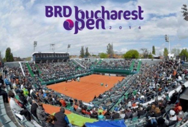 Echipa României a pierdut finala de dublu la BRD Bucharest Open