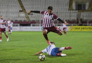 Rapid a încheiat la egalitate, scor 3-3, amicalul cu Hapoel Haifa - Gabriel Tamaș a lipsit de la echipa din Israel