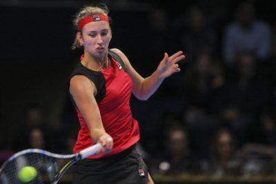 Elise Mertens, a treia favorită, eliminată în optimile de finală ale Turneul de la San Jose (WTA)