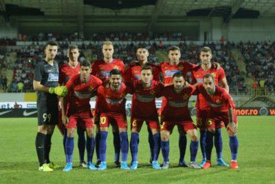 Cu Mircea Lucescu în tribune, FCSB a remizat cu Mlada Boleslav