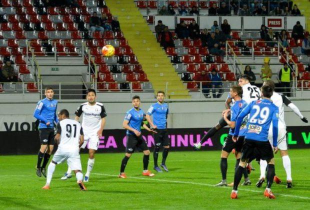Astra și Viitorul au remizat, scor 1-1, în ultimul meci din etapa a șasea