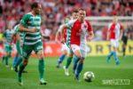 Slavia Praga, victorie la scor în campionatul Cehiei înaintea confruntării cu CFR Cluj