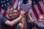VIDEO − Victorie de zile mari pentru perechea Bethanie Mattek-Sands şi Jamie Murray: au câştigat din nou titlul la US Open