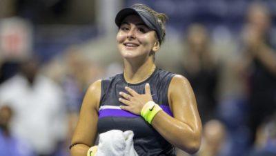 Bianca Andreescu, primele declaraţii după câştigarea US Open: 'E greu de descris în cuvinte ce simt. Ştiu că publicul voia să câştige Serena'