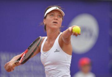 Patricia Ţig a fost eliminată în optimile turneului WTA Seul, după ce a fost învinsă de Paula Badosa