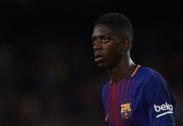 Antrenorul Barcelonei a confirmat revenirea Ousmane Dembele la lot
