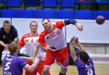 Echipa de handbal masculin Dinamo Bucureşti defilează în Liga Campionilor: E lider în grupa D, după ce a învins formaţia daneză GOG, scor 35-28