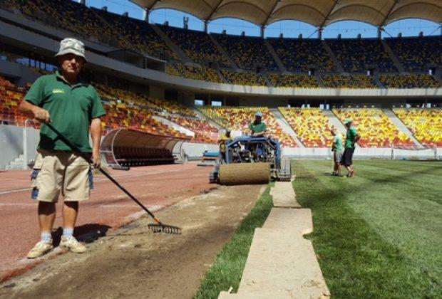 Primăria Capitalei: Dinamo-FC Viitorul nu se poate juca pe Arena Națională din cauza lucrărilor de mentenanță la gazon