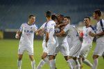 Pandurii Târgu Jiu a fost învinsă, scor 1-0, de Universitatea Cluj, în primul meci pe noul stadion