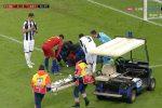 ALERTĂ SCENE TERIBILE la FCSB - Astra: Eddy Gnohere a rămas INCONȘTIENT, după un contact cu portarul
