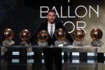 Jucătorul Barcelonei, Lionel Messi, despre câștigarea Balonului de Aur: 'Când m-a egalat Cristiano Ronaldo, m-a durut'
