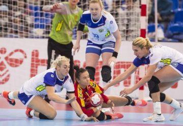 NE-AU UMILIT România a pierdut cu 22-34 meciul cu Suedia, de la Campionatul Mondial de handbal