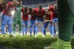 FCSB anunţă transferul lui Darius Olaru şi încheiarea contractelor cu Ioan Hora, Juvhel Tsoumou şi Bozhidar Chorbadzhiyski