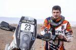 Motociclistul Emanuel Gyenes, locul 49 în Raliul Dakar după două etape