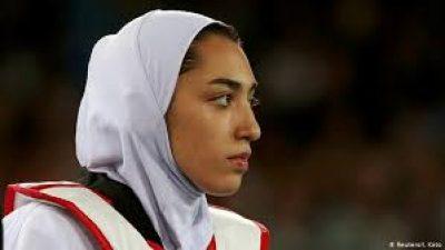 Singura sportivă iraniană medaliată la Jocurile Olimpice îşi continuă cariera în Germania